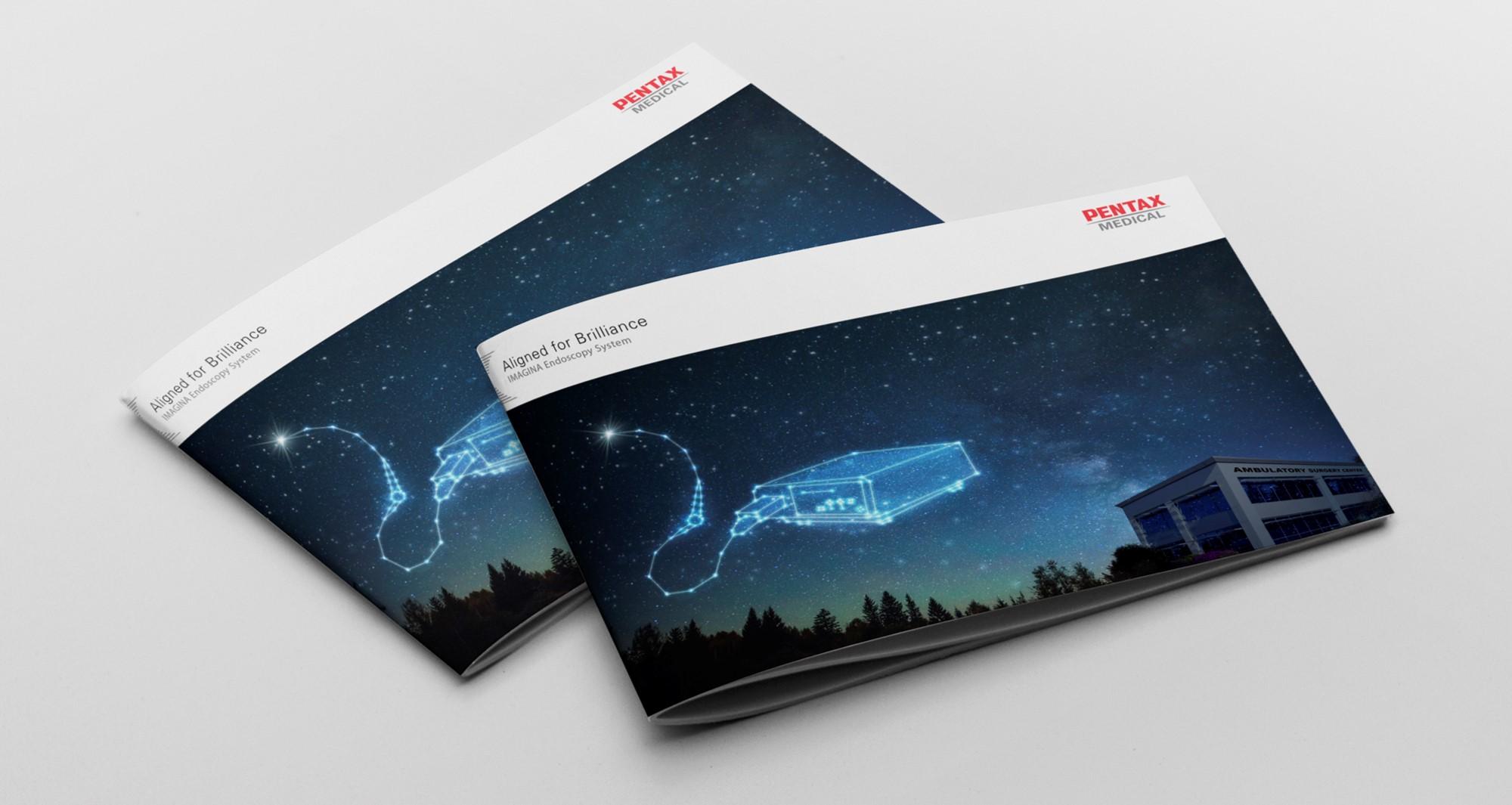 Imagina Brochure