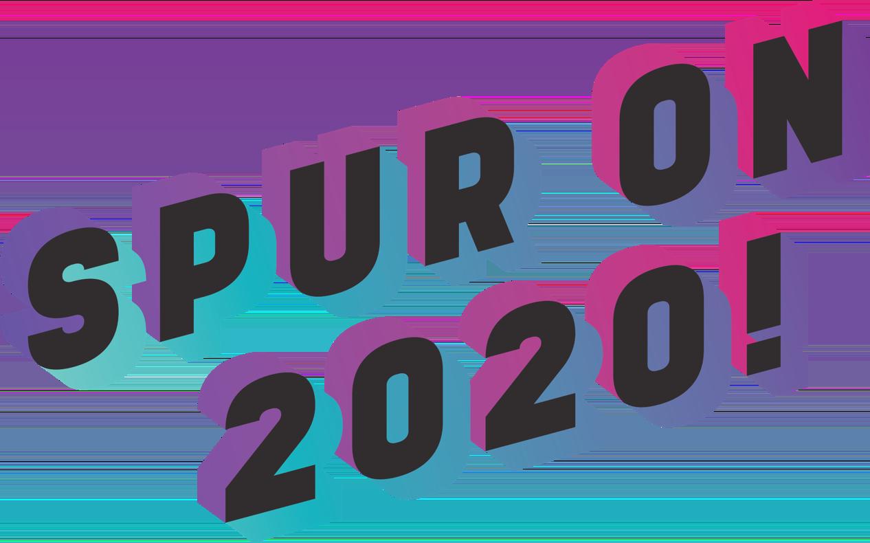SPUR ON 2020!